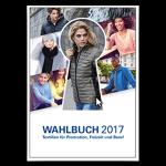 Der neue Textil-Katalog 2017 bei Stickworld ist da!